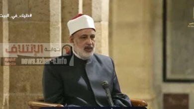 """صورة """"الضويني"""" وكيلاً للأزهر و""""صالح عباس"""" رئيسًا لقطاع المعاهد"""